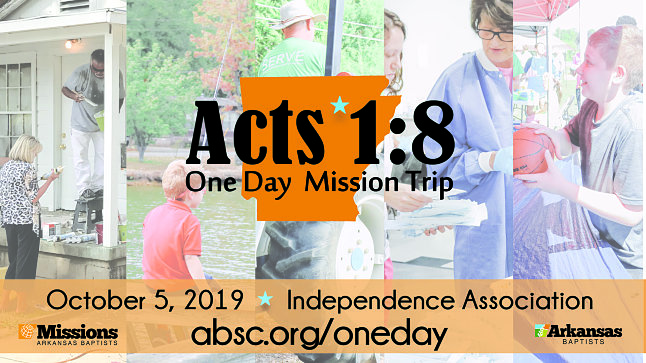 2019 Acts 1:8 One Day Mission Trip - Independence Association