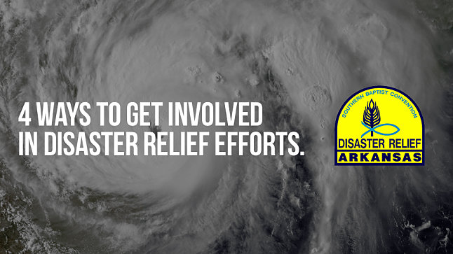 4 Ways to Get Involved with Hurricane Relief