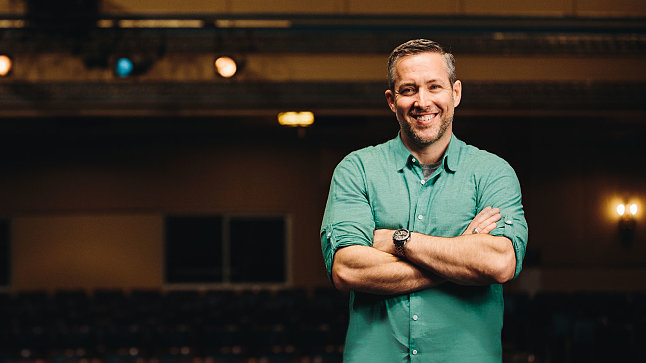 Day of Prayer and Fasting - A note from J.D. Greear