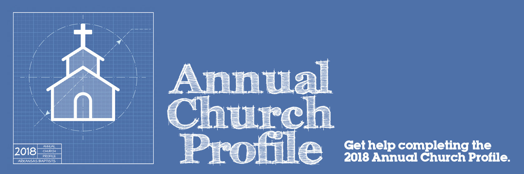 Follow along with the video to complete your 2018 Annual Church Profile