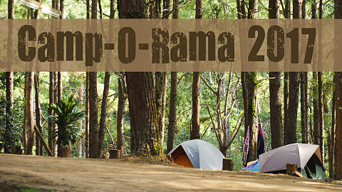 Camp-O-Rama 2017 Information Packet
