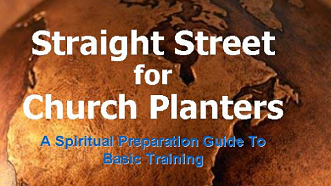 Straight Street for Church Planters