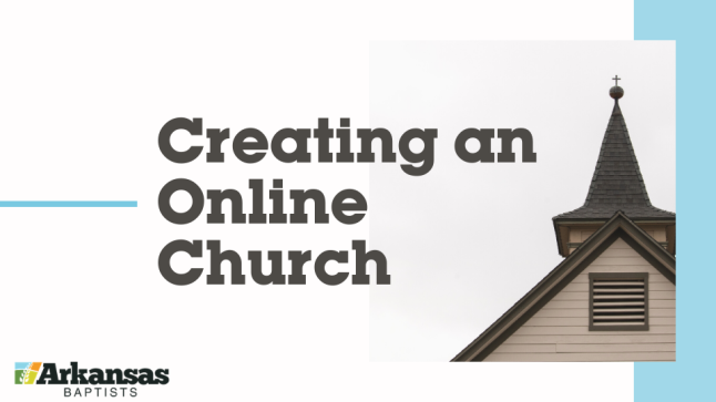 Creating an Online Church