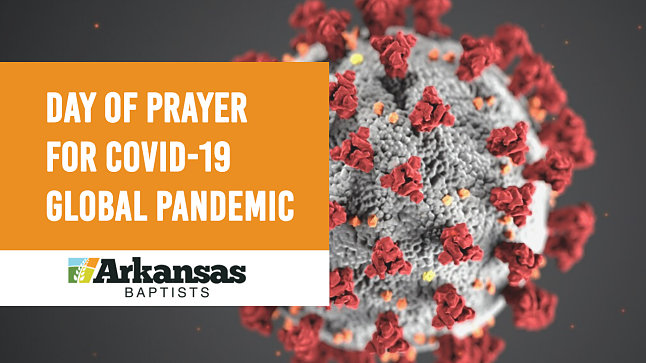 Day of Prayer for the Coronavirus (COVID-19) Global Pandemic