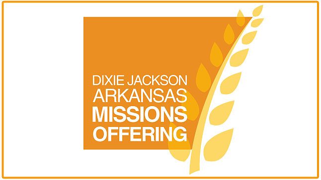 The Disciple-making Domino Effect: Dixie Jackson Offering impacts Arkansas, reaches the world