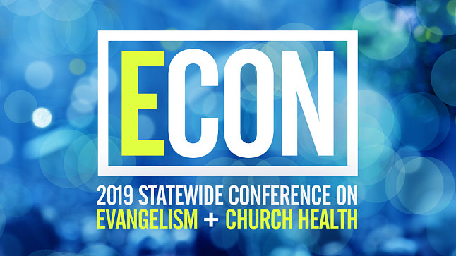 2019 Statewide  Conference on Evangelism + Church Health