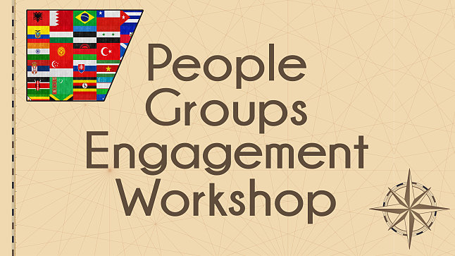 Arkansas People Groups Engagement Workshop