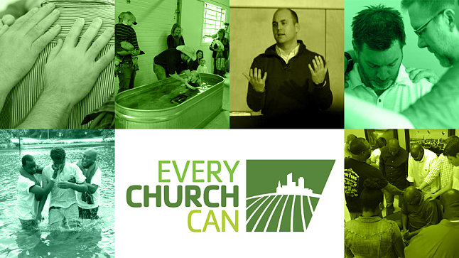 Every Church Can: Week of Prayer