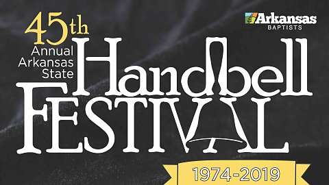 45th Annual Arkansas State Handbell Festival Brochure