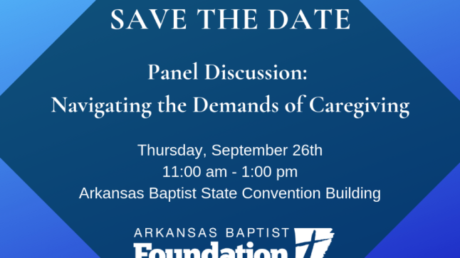 Panel Discussion: Navigating the Demands of Caregiving