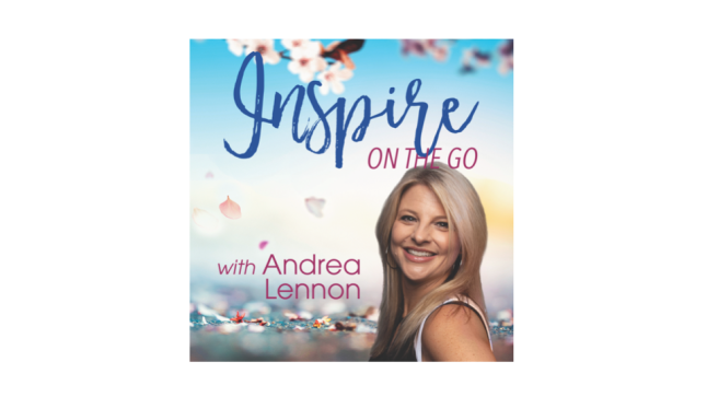 Inspire On The Go: Throwback: Building A Foundation With Jesus This Christmas - Andrea Lennon and Bethany Billson