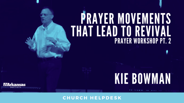 Church Helpdesk: Prayer Workshop Pt. 2