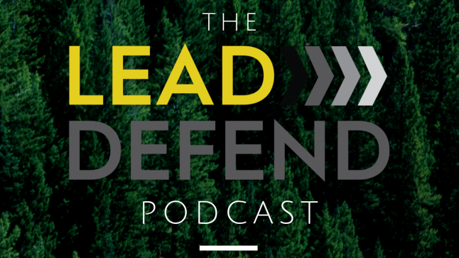 Lead > Defend Podcast: Evangelism at College - Interview with Waylon and Caleb