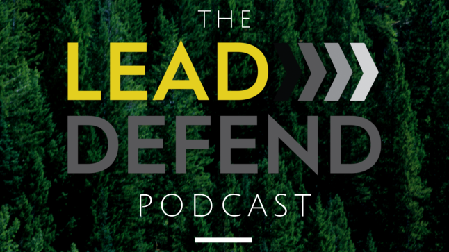 Lead >Defend  Podcast LIVE: Financial Truths w/Bobby Thomas from the Arkansas Baptist Foundation
