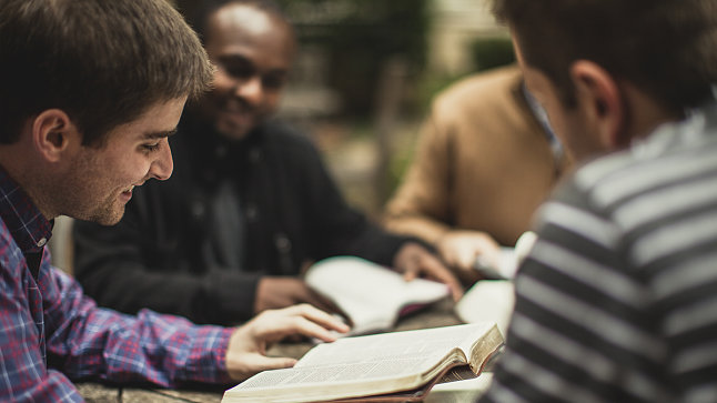 How to Develop a S.T.R.A.T.E.G.Y.  for Men's Ministry in Your Church