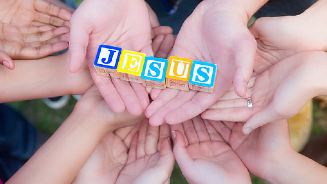 Share:  Telling Others About Jesus