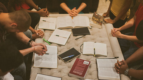 Small Group Prayer and Discussion Guide for Revitalization
