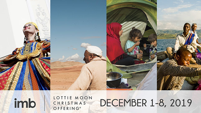 2019 Lottie Moon Week of Prayer for International Missions