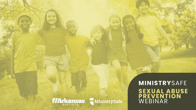 Sexual Abuse Awareness Training Webinar presented by MinistrySafe April 20