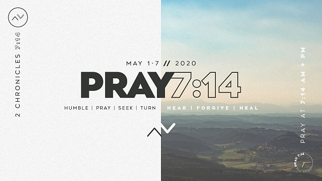 Pray714: Join Us in Prayer and Fasting