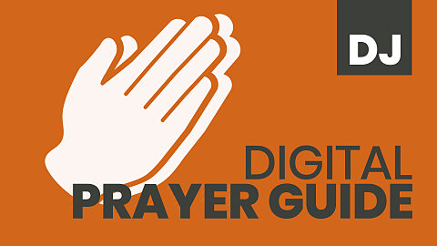 Prayer Guide — Dixie Jackson