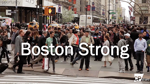 Boston Strong [VIDEO]