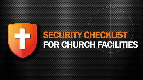 Security Checklist for Church Facilities