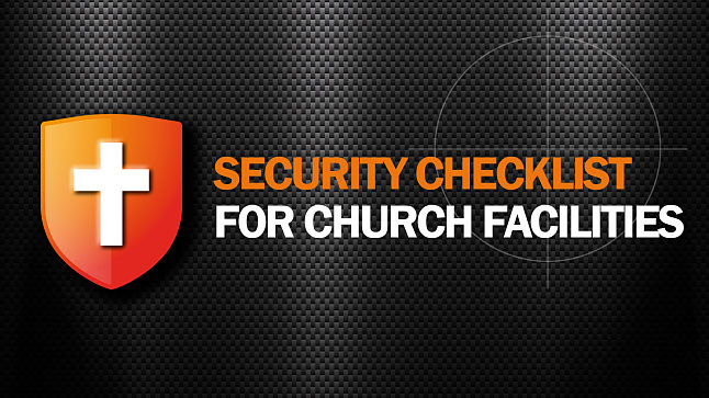 Arkansas Baptist State Convention 183 Security Checklist For