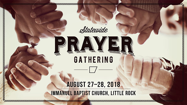 2018 Statewide Prayer Gathering
