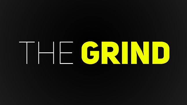 The Grind Podcast-Ep. 60