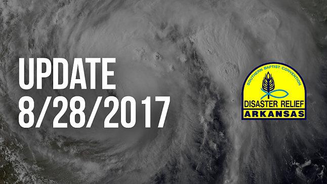 Disaster Relief Update—8/28/2017