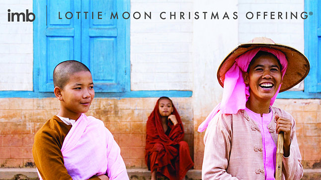 2017 Lottie Moon Christmas Offering and Week of Prayer for International Missions